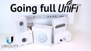 Massive UniFi Home Network Upgrade - Part 1: The Hardware