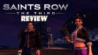 Saints Row: The Third (Switch) Review (Video Game Video Review)