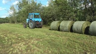 Second Cut Silage Part 2