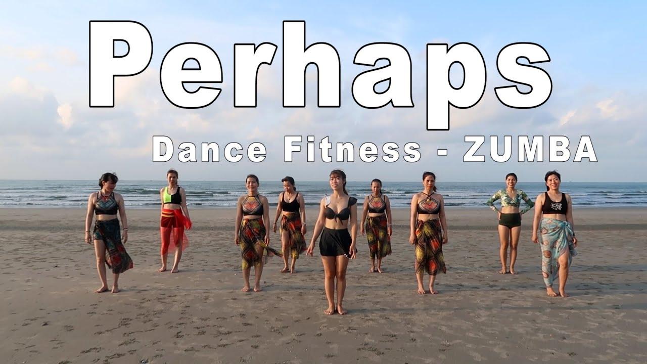 Vũ Điệu ZUMBA Vào Buổi Sáng Tại Bãi Biển Xinh Đẹp | Perhaps -  The Pussycat Dolls