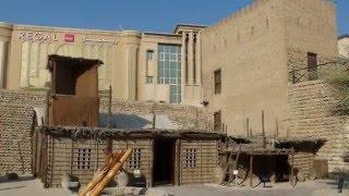 Visiting Amazing Dubai Museum, Museum in Dubai, United Arab Emirates