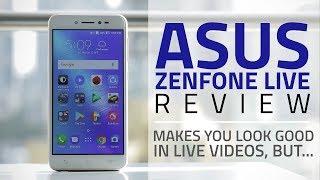 Asus ZenFone Live Review | Camera, Specs, Price, Verdict and More