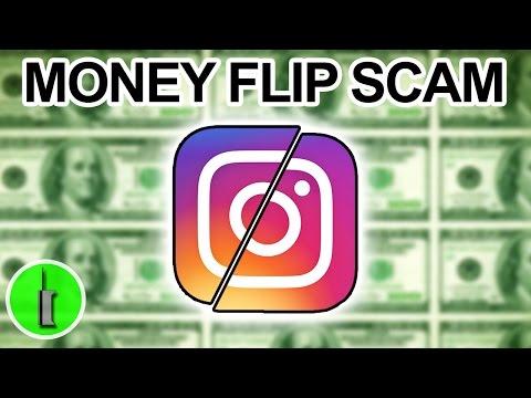Instagram Money Flip Scammer Inside Job - The Hoax Hotel