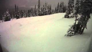 Revelstoke powder drops - December 27, 2010 Thumbnail
