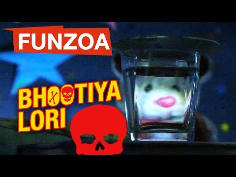 💀 BHOOTIYA LORI 💀  Funzoa Funny Song | Hindi Scary Lullaby | Mimi Teddy Videos | Fun zoa Comedy