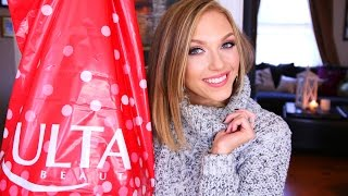 ULTA Beauty HAUL!! Holiday Gifts + more! Thumbnail