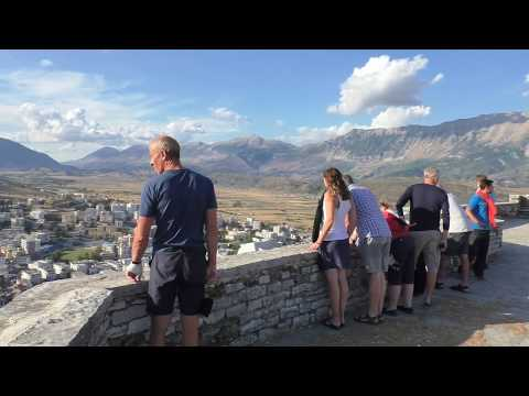 Part 2 - Redspokes Albania - Nth / South Cycle Tour Aug 2017