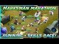 Marksman Running   Skills Race Tournament    Mobile Legends Bang Bang   MLBB