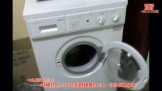 Çamaşır Makinesi Çok Ses Yapıyor Sıkmada Gürültü Yapıyor
