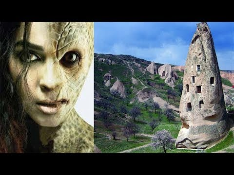 Claim: Reptilians are Living Under Big Cities and Inside Deep Underground Military Bases