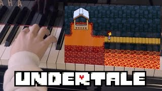 Undertale OST - Another Medium (Piano Cover)