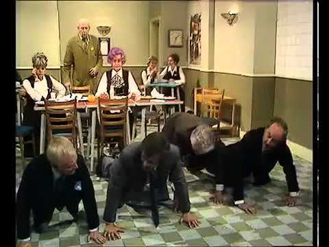 Are You Being Served  Strong Stuff, This Insurance 7