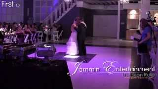 Pittsburgh DJ Jason Rullo - Derrick & Sheri Wedding Reception