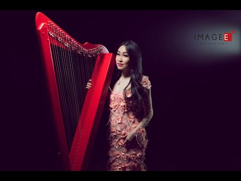Kasih Tak Sampai - Padi (Vocal and Harp Cover by Angela July X Factor Indonesia)