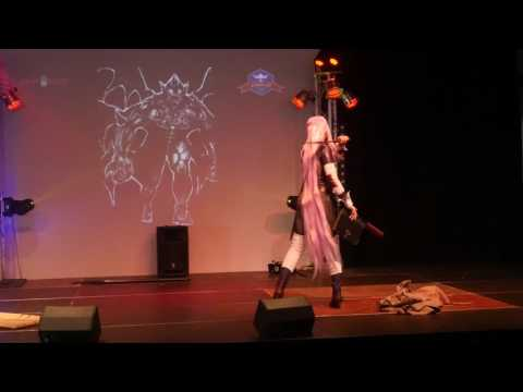 related image - Japan Party 2017 - Cosplay Dimanche - 01 - The Arm Pedler - Garami