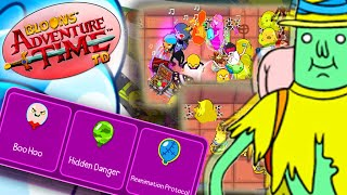 MASOWE BALONY DUCHY | Bloons Adventure Time TD | PL