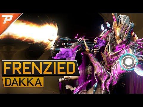 Warframe: Crazy Burst Damage - Kind Of - Wild Frenzy Grakata thumbnail