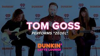 Tom Goss Performs