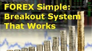 Forex Trading: Simple Breakout System that Works