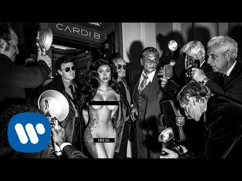 Cardi B Press Official Audio Youtube