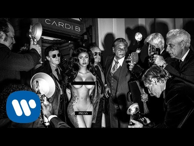 Cardi B - Press (Official Audio)