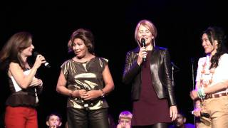 Tina Turner, Regula Curti & Dechen Shak-Dagsay - Children Beyond press conference & performance thumbnail