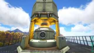 Ark survival evolved industrial forge and metal base expansion by ark survival evolved industrial forge and metal base expansion by sickdistic malvernweather Image collections