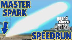GTA: San Andreas MASTER SPARK Speedrun - Any%