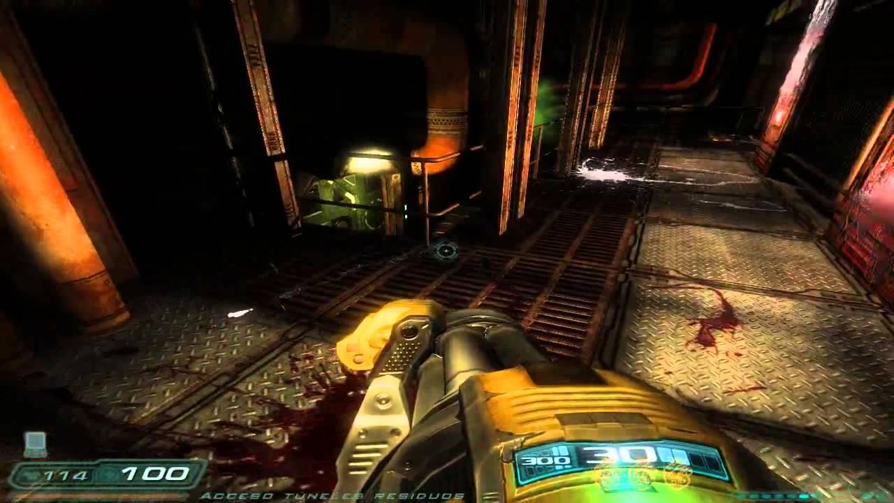 Download Doom 3 (ROE), Erebus - Level 5: Erebus Research (Sikkmod 1.1, Wulfen Textures) Español