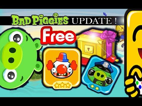 Bad Piggies (free version) download for PC