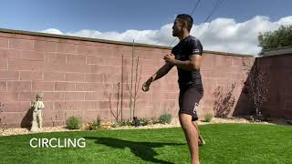 Tennis Ball Grip Drills, Part 2