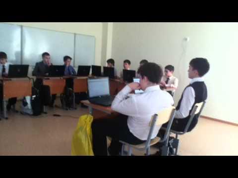 Sample EFL lesson Teaching Integrated Skills
