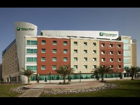 Holiday Inn Express Dubai Internet City - Dubai Hotels, UAE