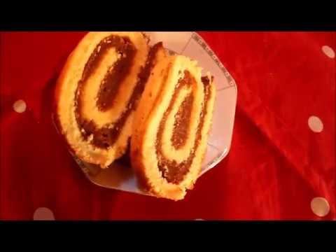 gâteau-roulé-au-chocolat-|-recette-facile