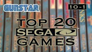 Top 20 Sega CD Games: Part 2 (10-1)
