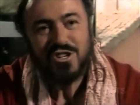Luciano Pavarotti remembers his encounter with Beniamino Gigli