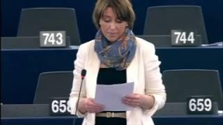 Martina Dlabajová: Příspěvek ke zprávě o Discharge 2013: EDF