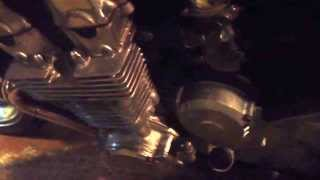 CB750 seven fifty engine rattle, any ideas? Sound differs because of covering phones mic.