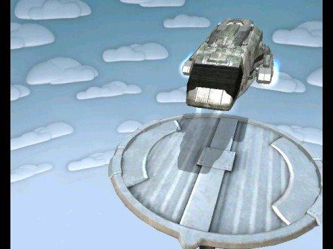 Federation Type-11H shuttlecraft