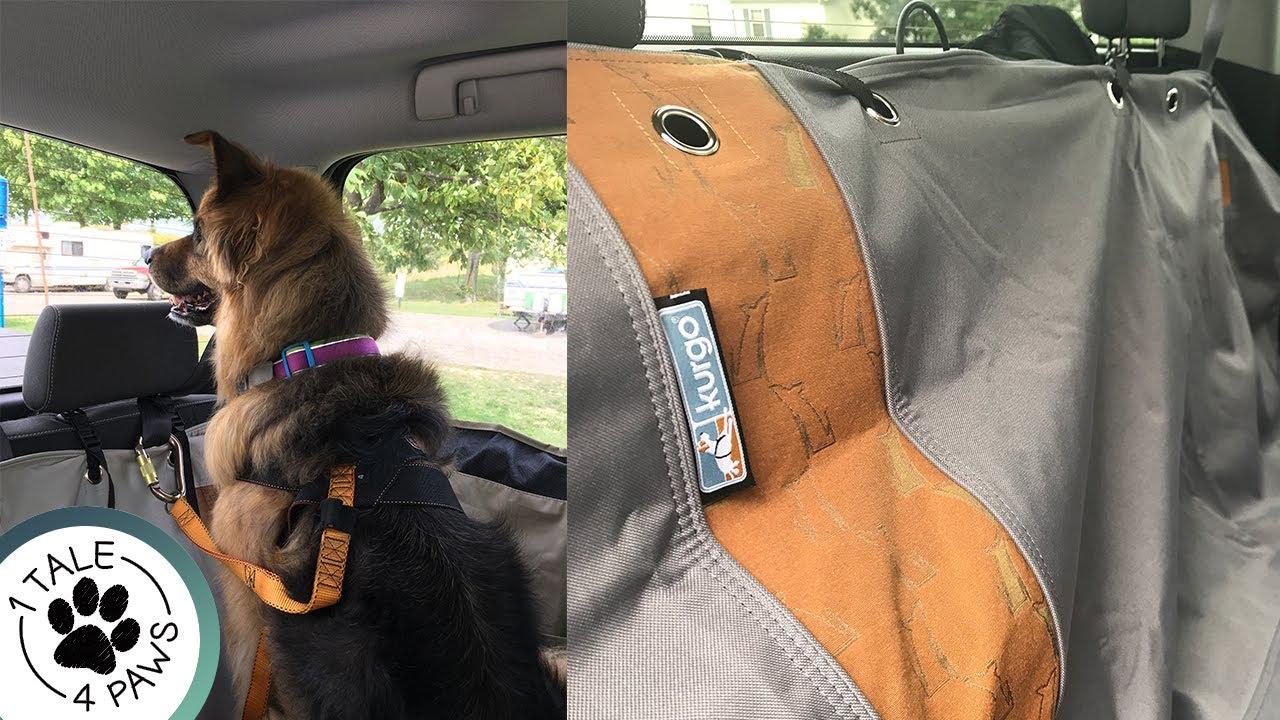 KURGO VEHICLE HAMMOCK REVIEW | How We Dog Proof Our Truck | Car Door Guards