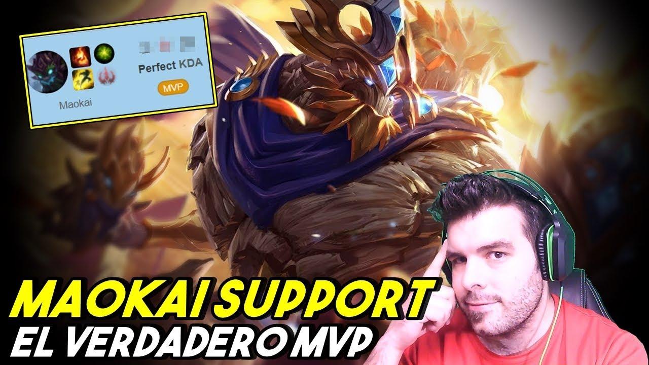 Maokai Support S9