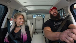"WWE Superstars appear on ""Carpool Karaoke"""