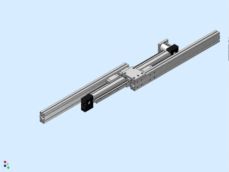 Telescoping Actuator Youtube