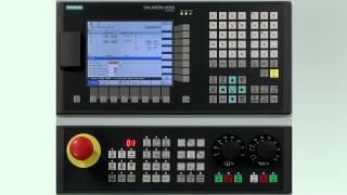 SINUMERIK 808D Tutorial Turning Part 7 - Tool setup controller