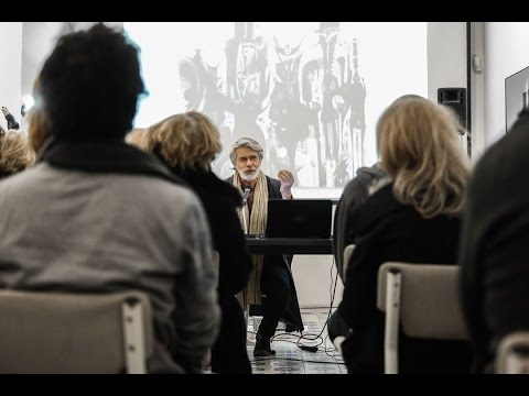 2016: The Future of a Different Museum | Chris Dercon in conversation with Vassilis Oikonomopoulos