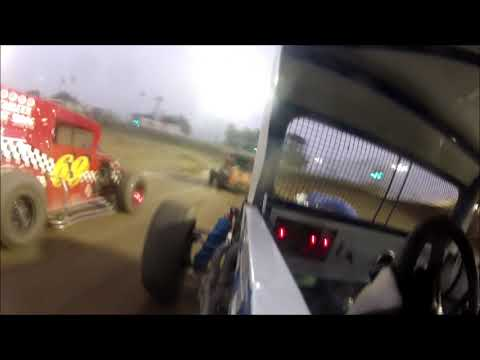 Ventura Raceway Dwarf Cars Heat #1 October 27th 2018