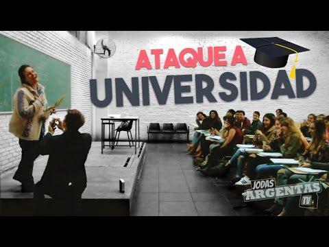 BROMAS EN LA UNIVERSIDAD!