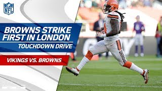 Video Browns Convert Early Interception into 6! | Vikings vs. Browns | NFL Week 8 Highlights download MP3, 3GP, MP4, WEBM, AVI, FLV Desember 2017