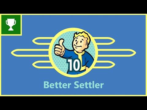 Fallout Shelter - Better Settler - Achievement Guide