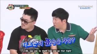 130710 Weekly Idol EXO High Note Battle Cut (ENGSUB)